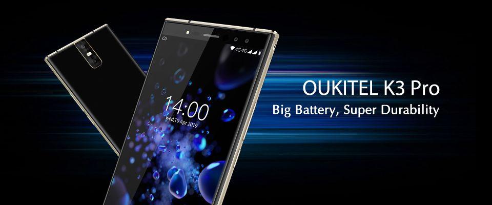 Oukitel K3 Pro 1