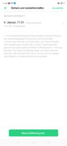 Realme Smartphones manuell updaten 2