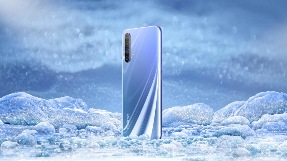 Realme X50 Design