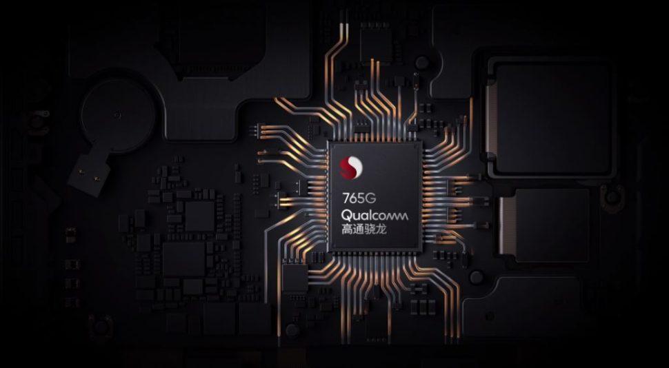 Realme X50 Snapdragon 765G