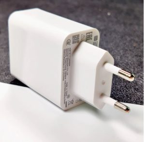 Quick Charge 4 Ladeadapter