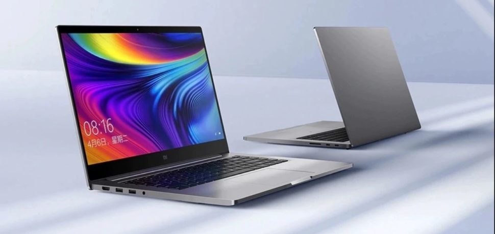Xiaomi Mi Notebook Pro 2020 Upgrade