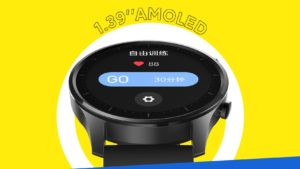 Xiaomi Mi Watch Color 4