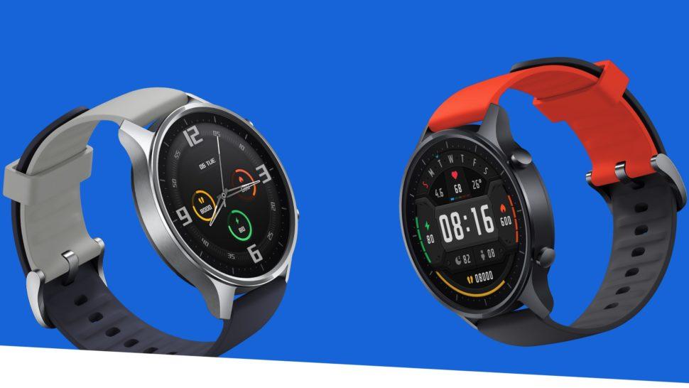 xiaomi mi watch color vorgestellt echte smartwatch. Black Bedroom Furniture Sets. Home Design Ideas