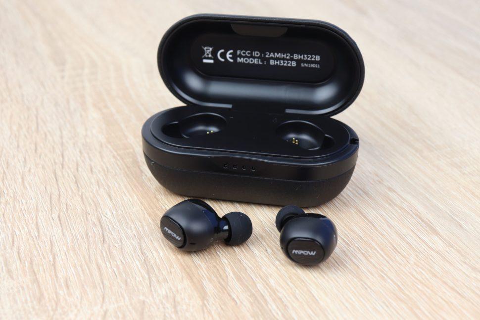 MPow TWS Wireless Earbuds Test (2)