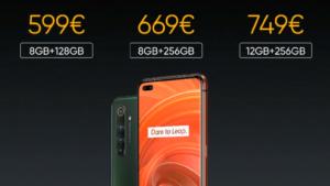 Realme X50 Pro vorgestellt 1