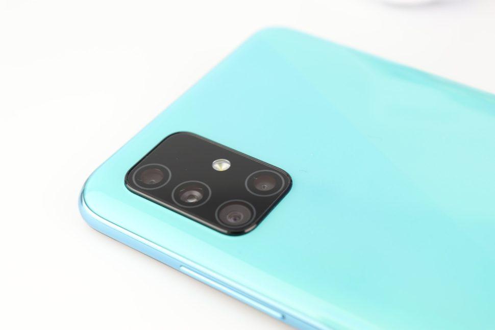 Samsung Galaxy A51 4 Kameras