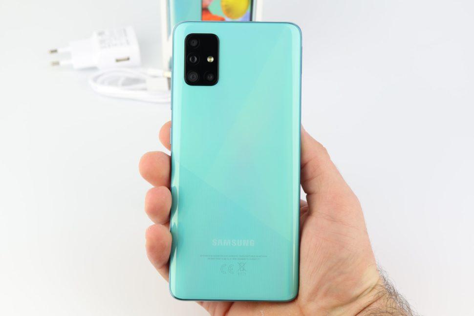 Samsung Galaxy A51 Test3