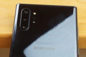 Samsung Note 10 Plus Testbericht Produktfotos 14