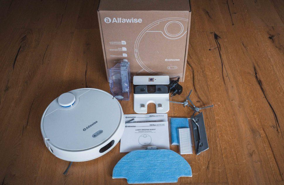 Alfawise V10 Max 1 von 18