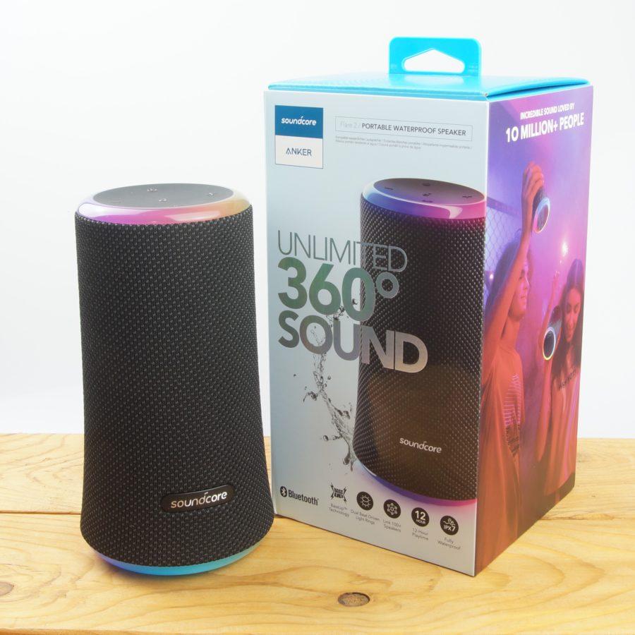 Anker Soundcore Flare 2 Testbericht 7