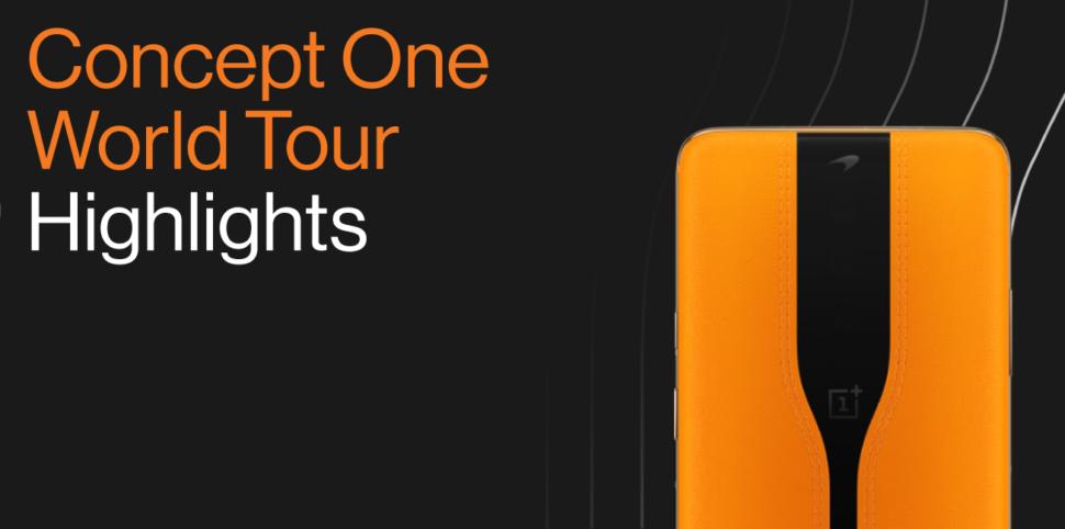 OnePlus Concept One OnePlus 8