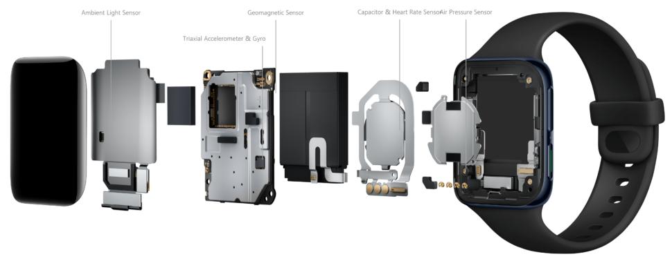 Oppo Smartwatch vorgestellt 1