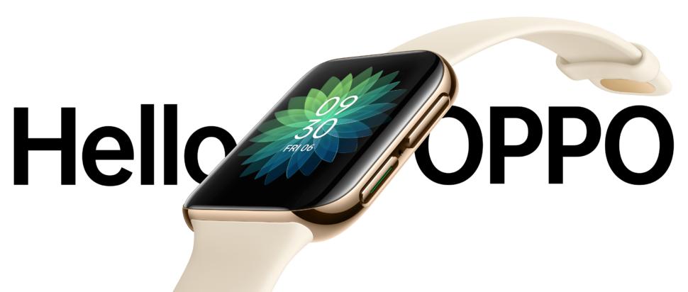 Oppo Smartwatch vorgestellt 2