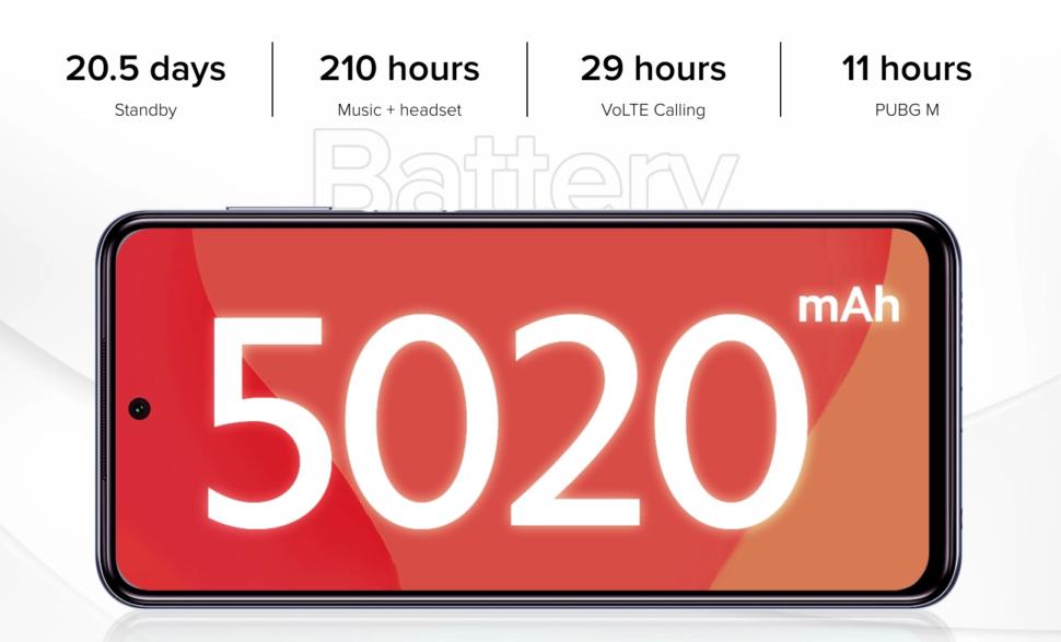 Redmi Note 9 Pro Max akku