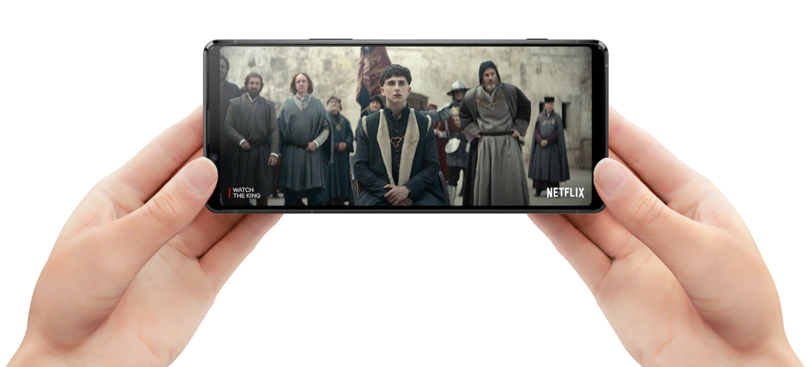 Sony Xperia 1 II Display