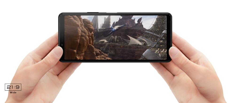 Sony Xperia 10 II Display