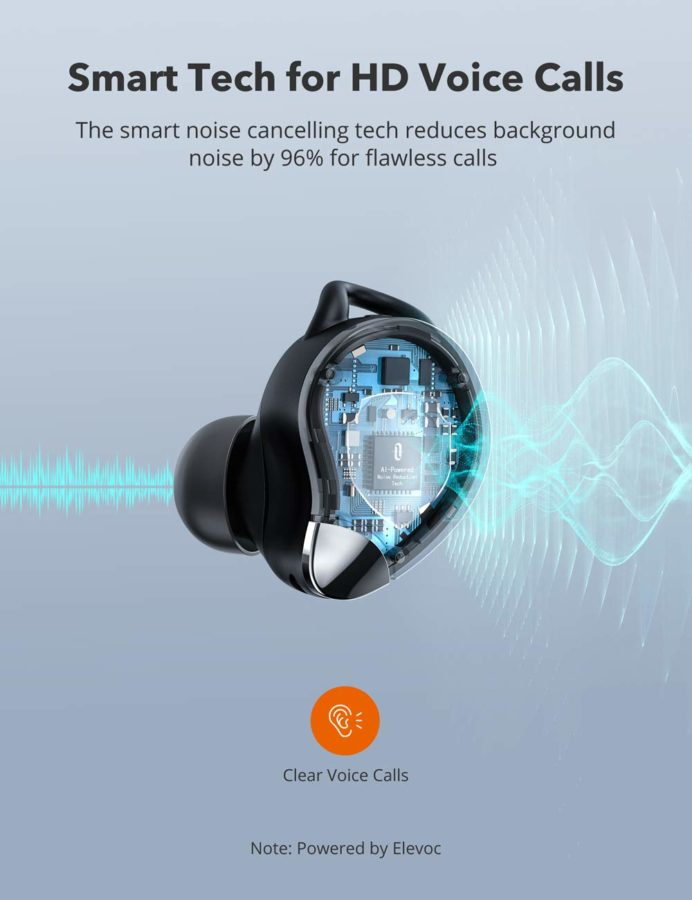 Taotronics Soundliberty 79 Test Voice