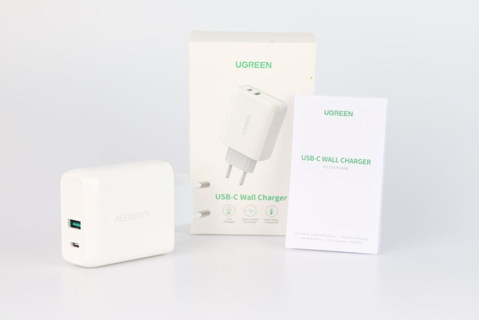 Ugreen USB PD Ladeadapter 36 Watt 1