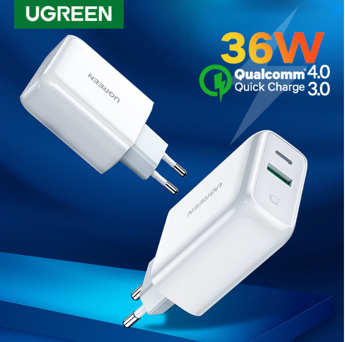 Ugreen Ladeadapter im Test