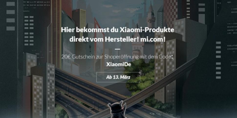 Xiaomi Garantie Deutschland