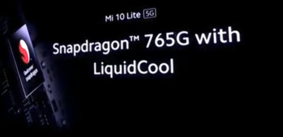 Xiaomi Mi 10 Lite Prozessor