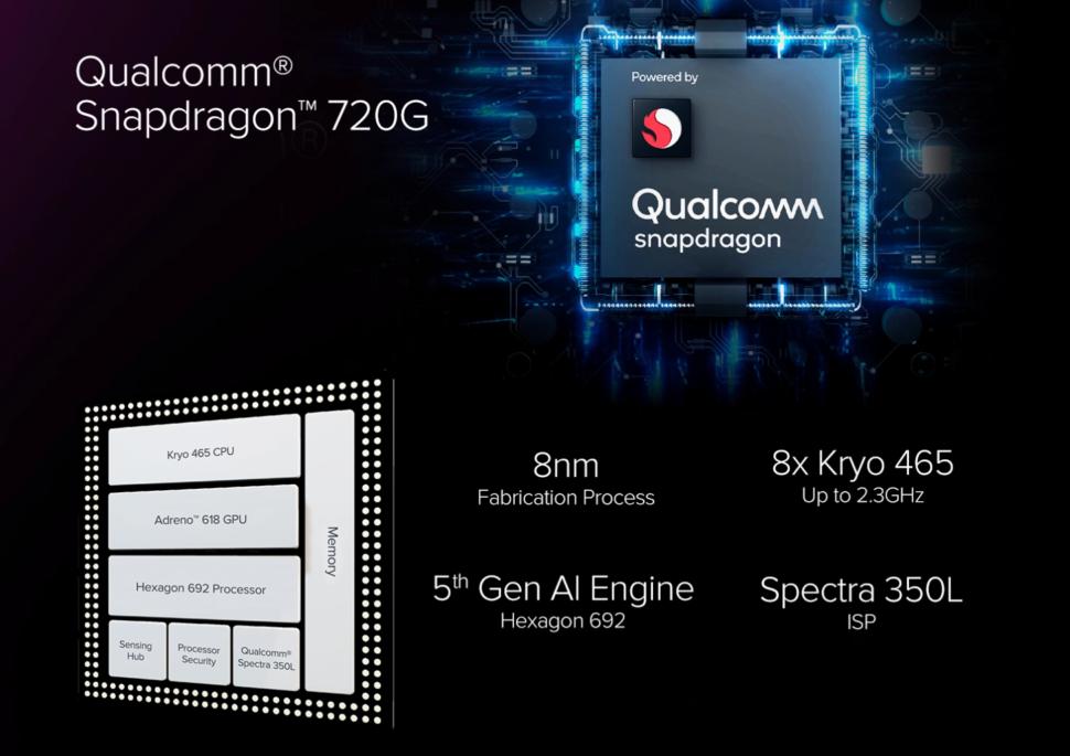 Snapdragon 720G Test Redmi Note 9