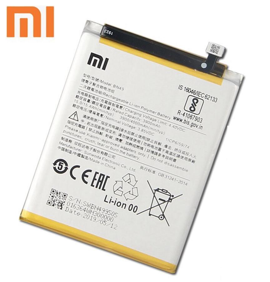 Xiaomi Akku Austausch Service