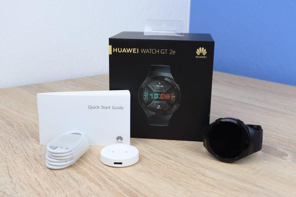 Huawei Watch GT 2E Testbericht (1)