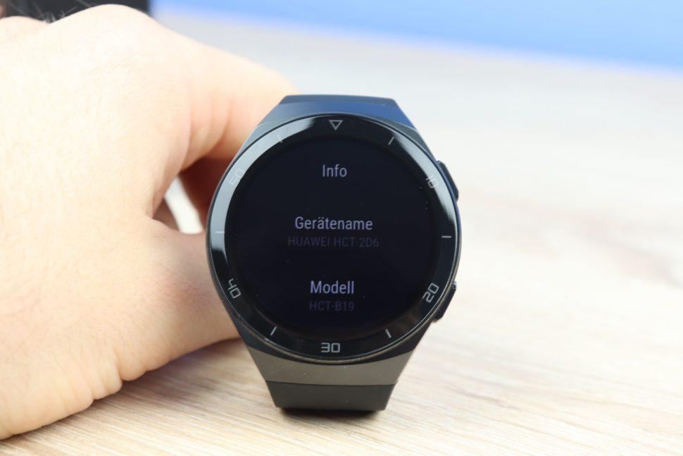 Huawei Watch GT 2E Testbericht (3)