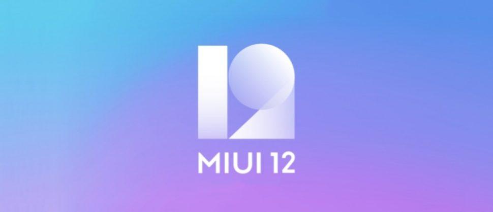 MIUI 12 Update Liste