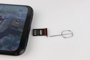 Nubia RedMagic 5G SIM Netz Empfang