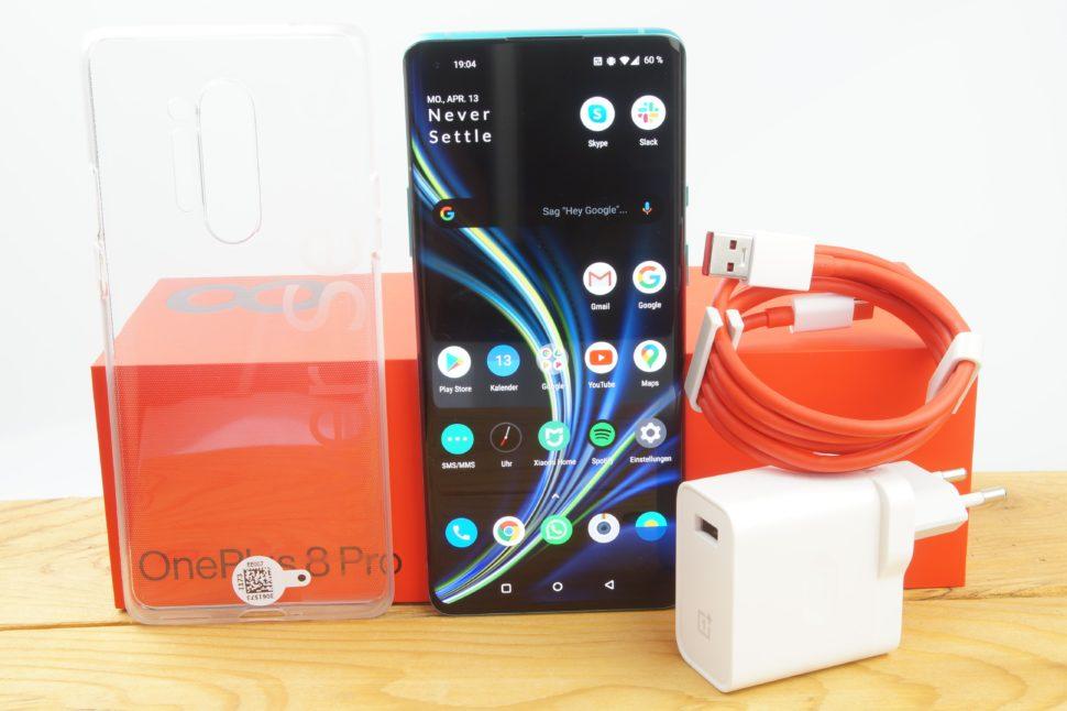 OnePlus 8 Pro Testbericht Produktbilder 5