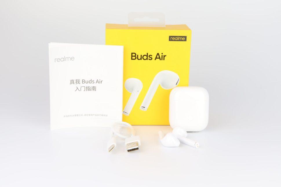 Realme Buds Air Testbericht 1