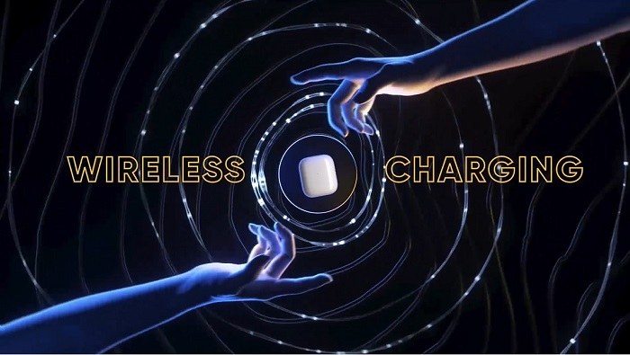 Realme Buds Air Testbericht Wireless Charge