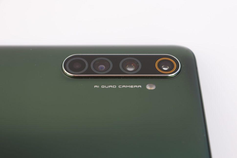 Realme X50 Pro Quad Kamera