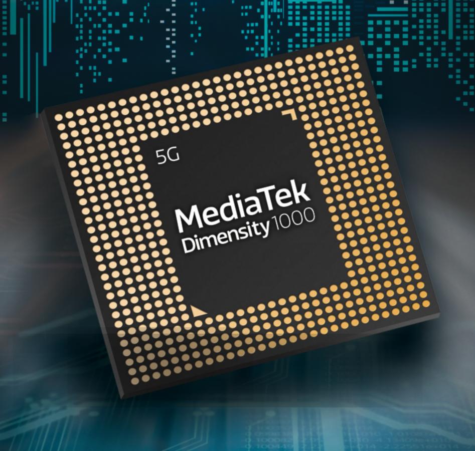 Mediatek Dimensity 1000 Test