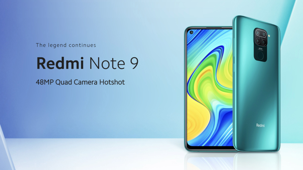 Redmi Note 9 Global vorgestellt 2