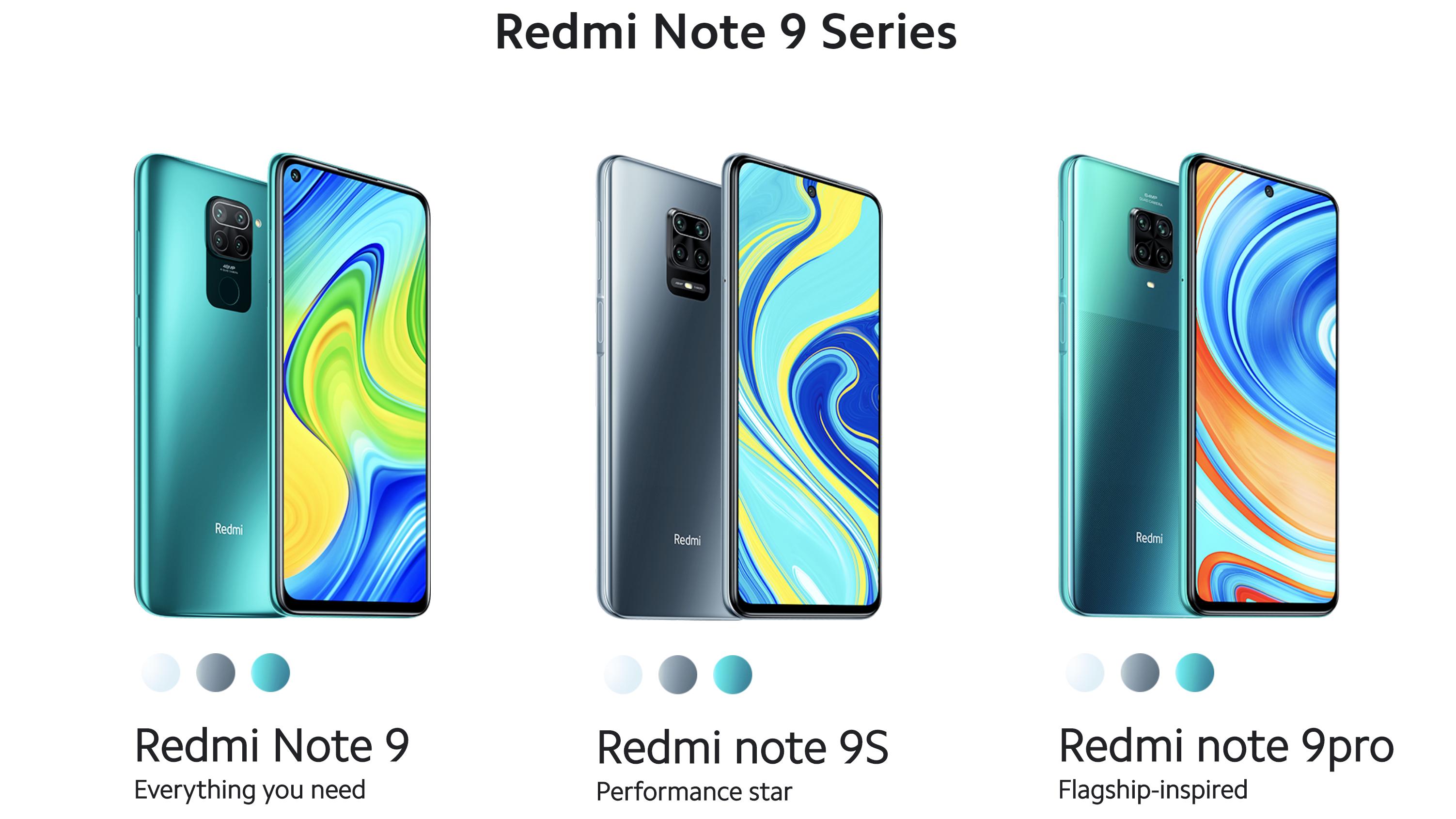 Redmi Note 9 Global vorgestellt 11