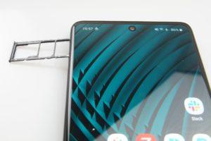 Samsung Galaxy A71 Testbericht Konnektivität 2