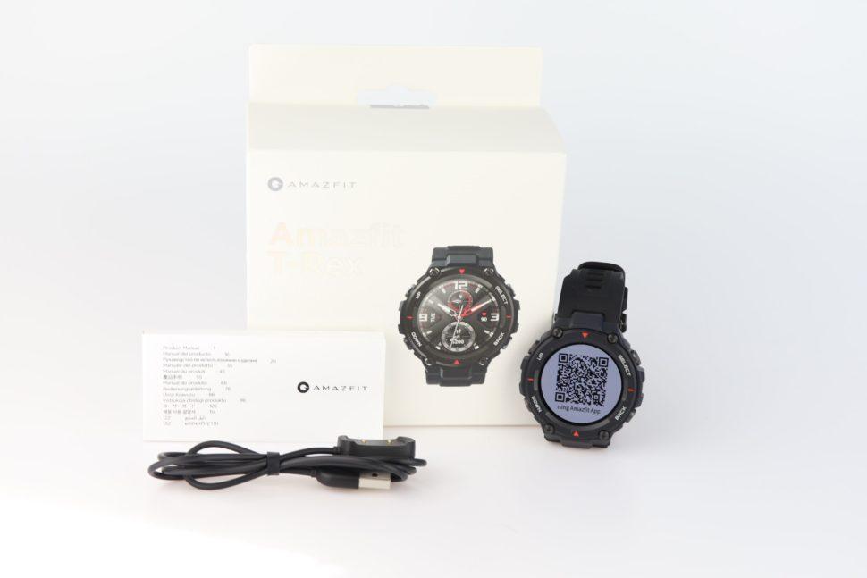 Amazfit T-Rex Outdoor Smartwatch (1)