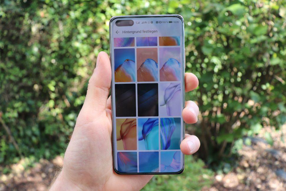 Huawei p40 pro display 5