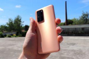 Huawei p40 pro handson