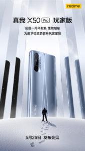 Realme X50 Pro Player Edition Teaser 2
