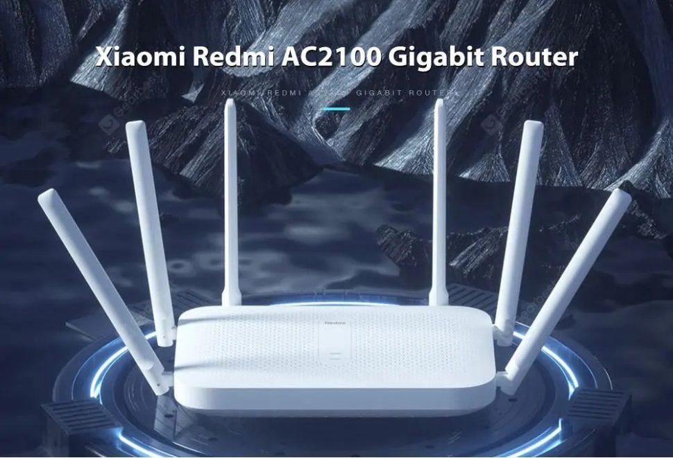 Redmi AC2100 Testbericht overview neu