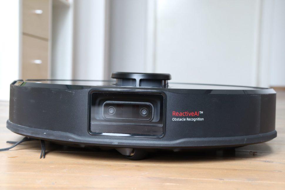 Roborock S6 MaxV Design Verarbietung 2