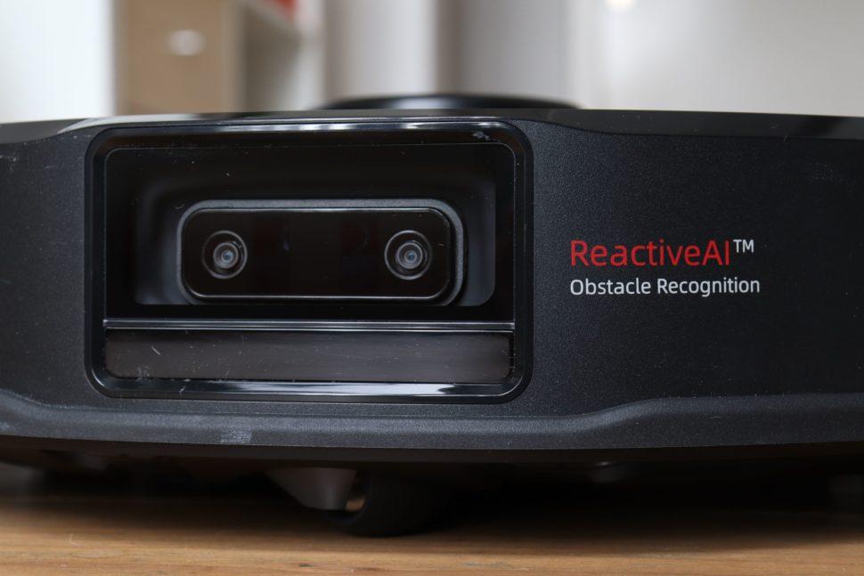 Roborock S6 MaxV Design Verarbietung 3