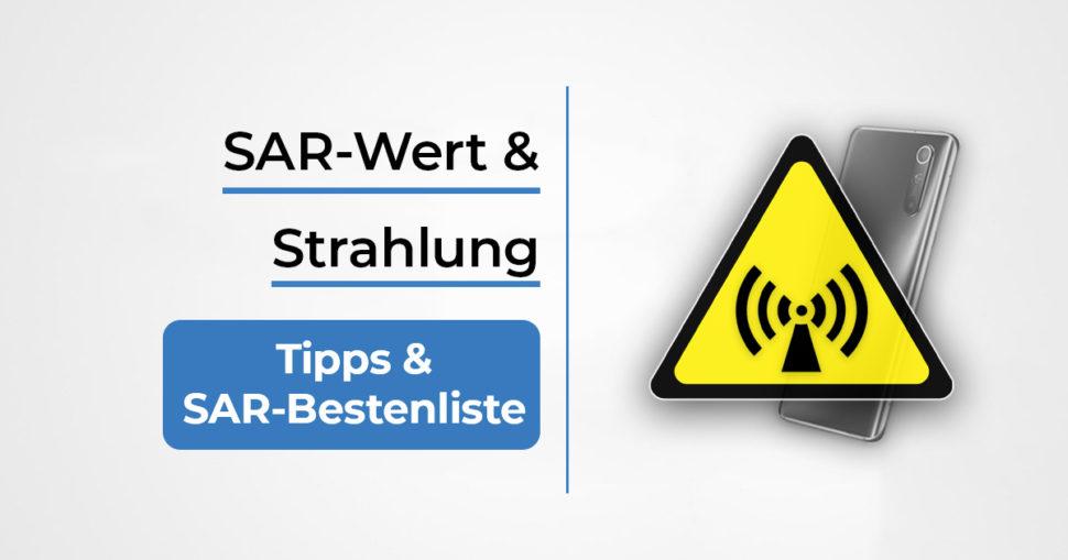 SAR Strahlung Banner 1