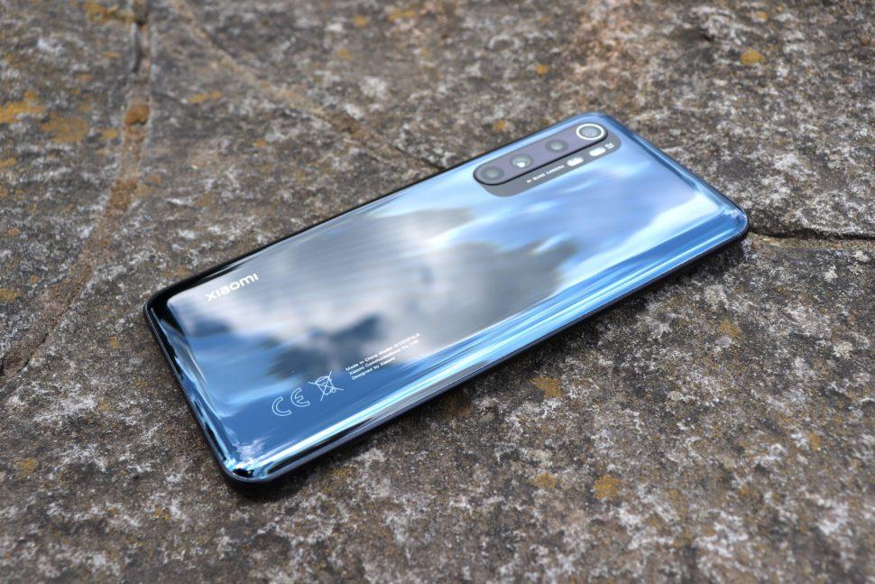 Xiaomi Mi Note 10 Lite design 1