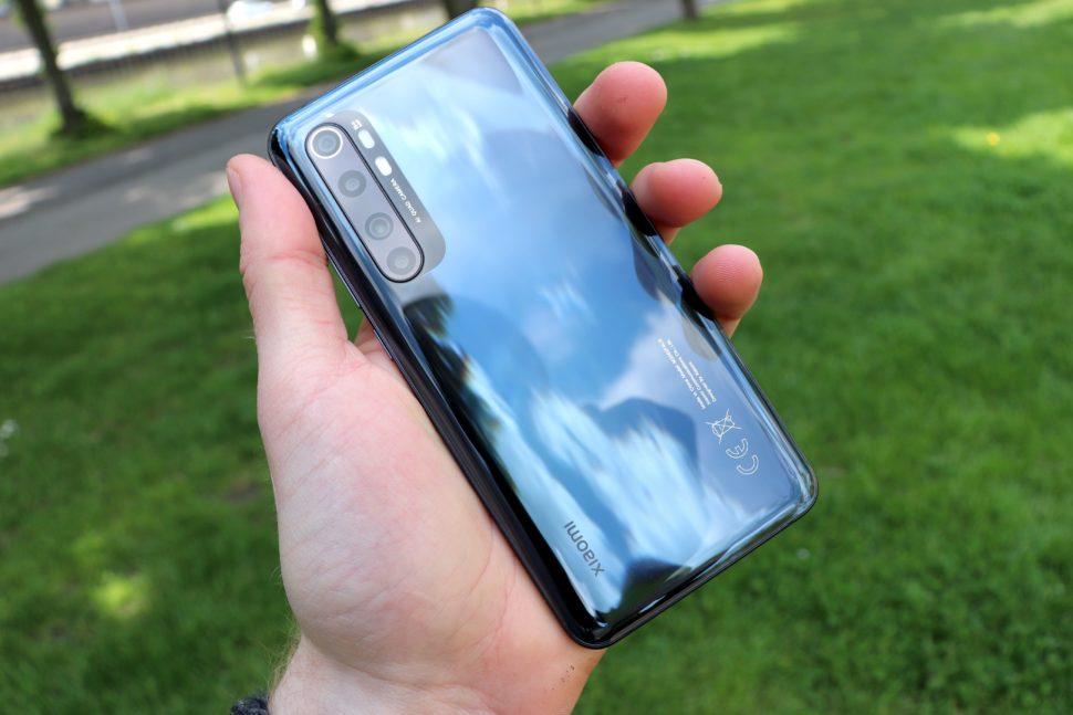 Xiaomi Mi Note 10 Lite test 2